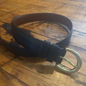Beautiful Vintage EUC Coach Leather Belt